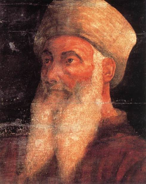 "Paolo Uccello, Autoritratto / Self-Portrait, in  ""Cinque Maestri del Rinascimento Fiorentino"" / ""Five Masters of the Florentine Renaissance"""